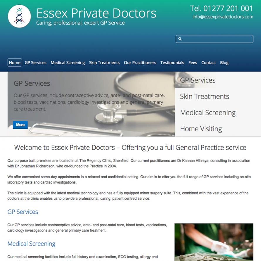 Essex Private Doctors