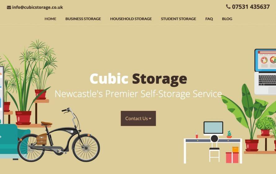 Cubic Storage – Newcastle upon Tyne